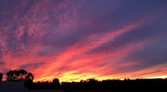 unedited sunsets